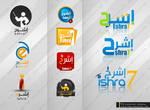 Eshra7 Logos