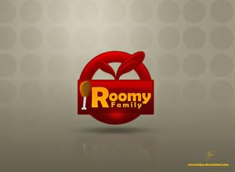 Roomy Family Logo by Telpo