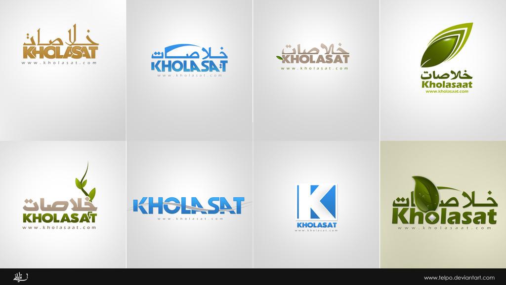 Kholasaat Logos by Telpo