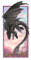 Toothless in Pastel by AnnaHollinrake