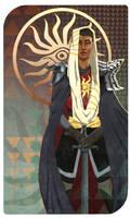 Divine Cassandra by AnnaHollinrake