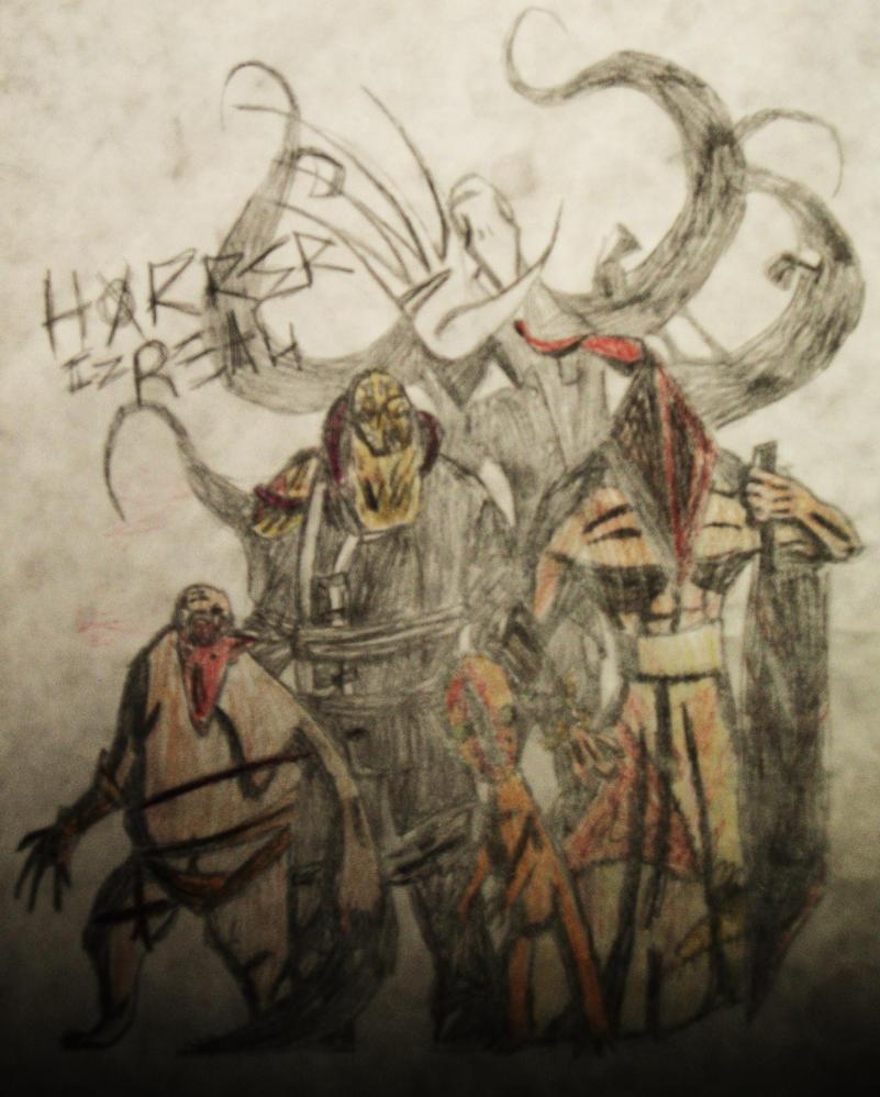 HORRER by Bugerman101