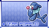 Team Popplio Stamp