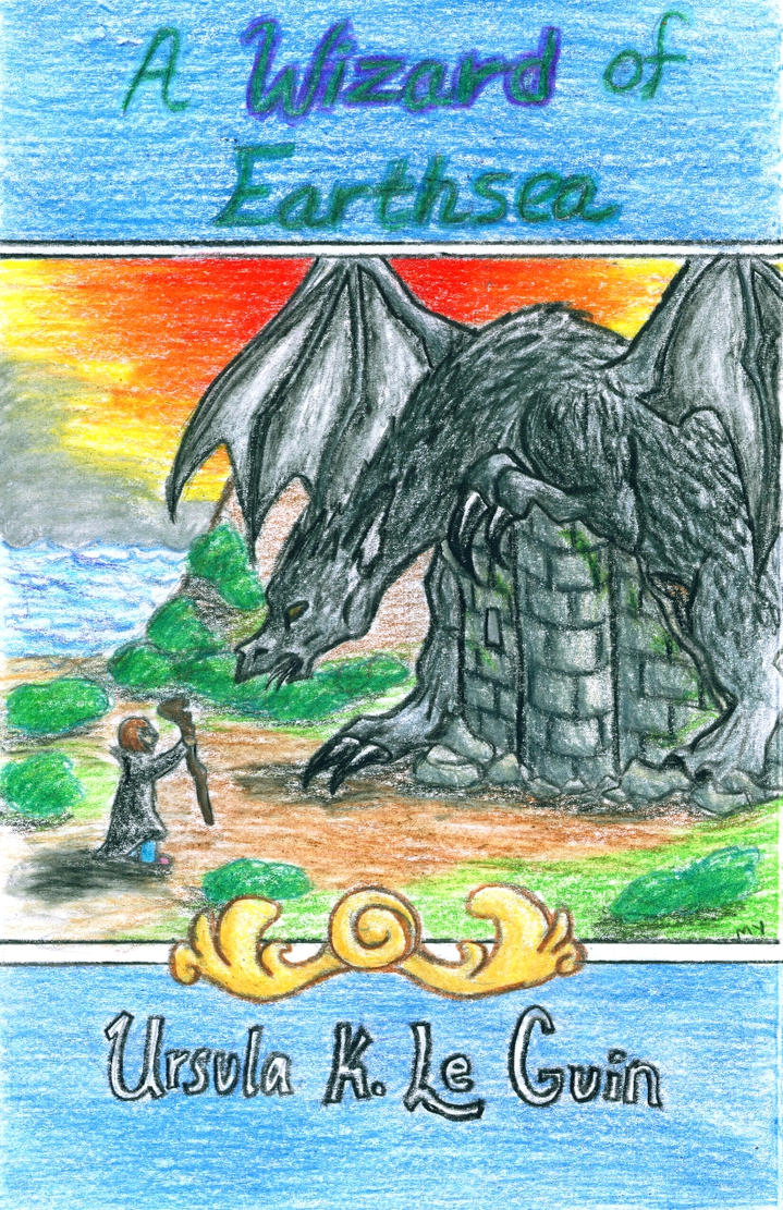 a wizard of earthsea essay A wizard of earthsea chapter 8 in chapter 8, the story begins right away with ged leaving re albi and travelling to the port of gont ged needed a boat to.