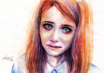 Anna Brian by Artilin