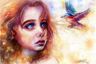 Valeria Prohozheva by Artilin