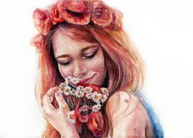 Alina Ivanenko by Artilin
