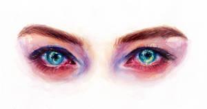 eyes by Artilin