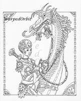 Warrior Princess by WarpedOrbit