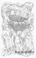 the crystal nest by WarpedOrbit