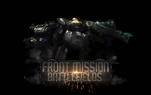 Front Mission Theme wallpaper