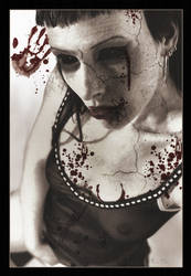 My little Zombie Girl by RS-Photographie