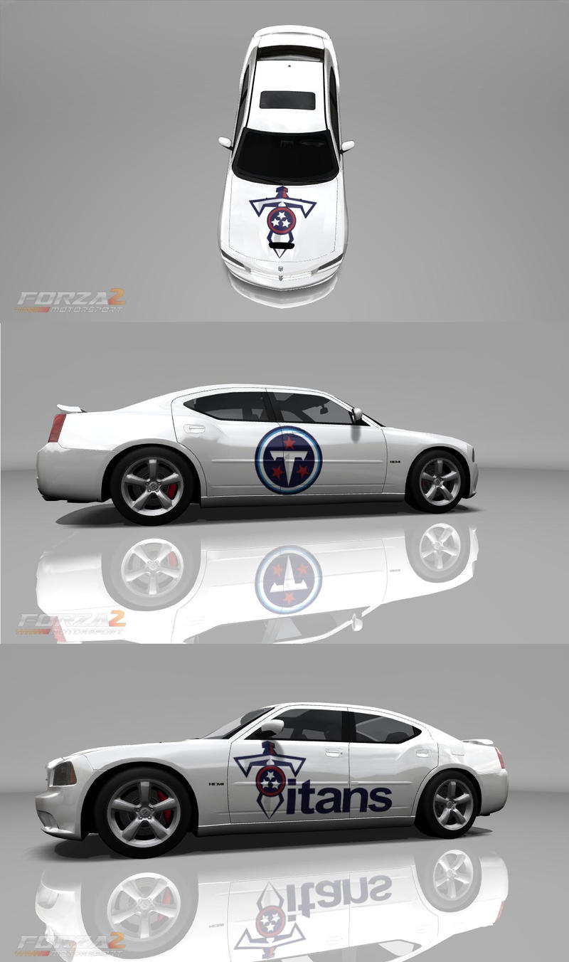 Forza 2 tennessee titans car by bbpskigirl on deviantart for Musictown motor cars tennessee