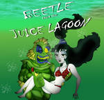 Beetle from the Juice Lagoon