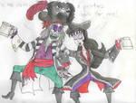 Yo Ho, Yo Ho, A Pirate's DEATH For Me