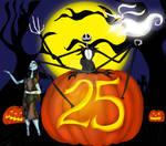 The Nightmare Before Christmas 25th Anniversary
