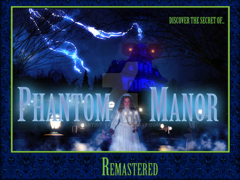 Phantom Manor Remastered Cover