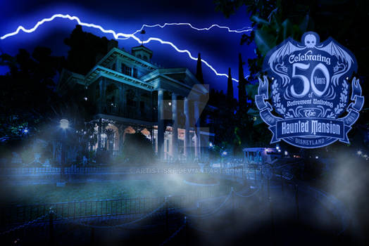 The Haunted Mansion 50th Anniversary Preview