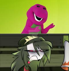 Octavia Vs Barney