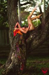 Tree Nymph by ArtificialFlav0ur