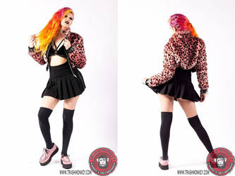 Kitty Savage by ArtificialFlav0ur