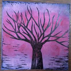 Tree by Tea-Roll