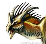 Dragon Portrait 2