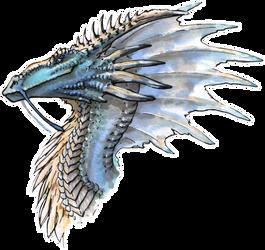 Happy Dragon by grzanka