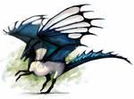Magpie Dragon