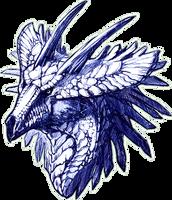 Dragonhead by grzanka