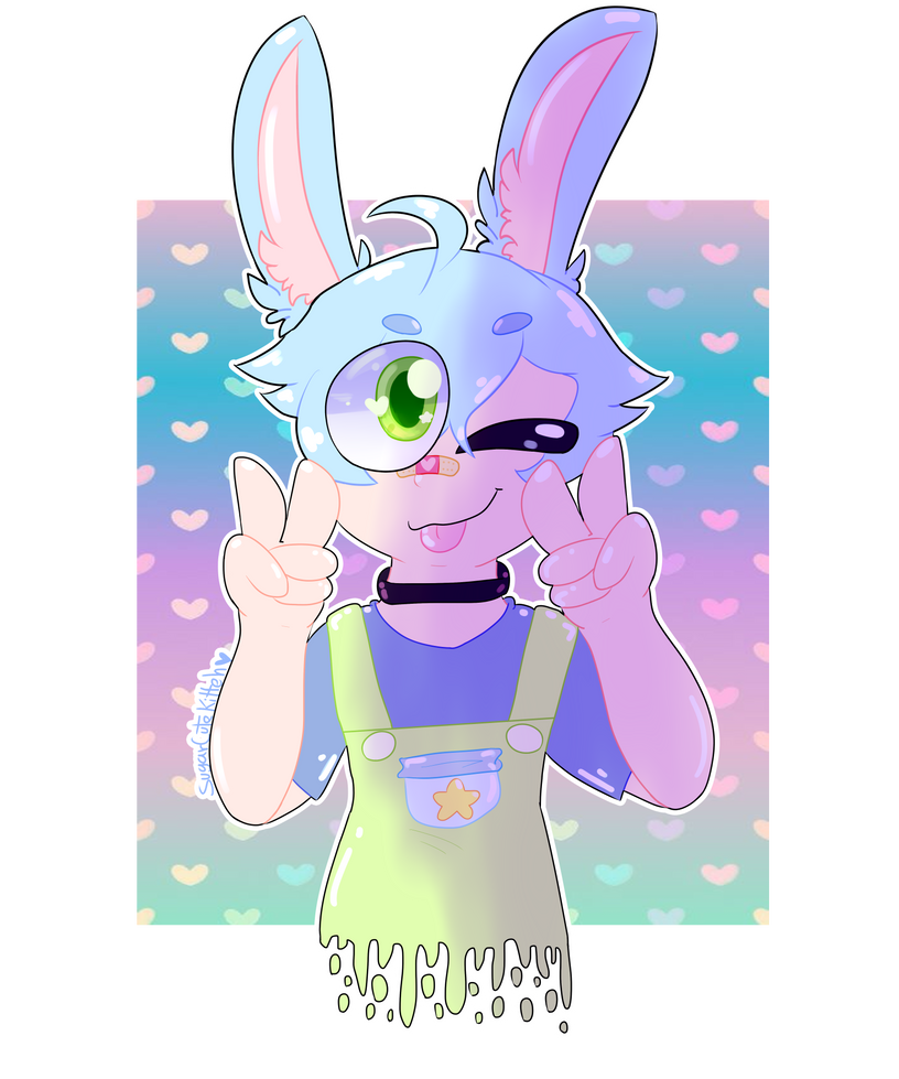 Oh, Sweet Bunny ( GIFT ) by mustard0