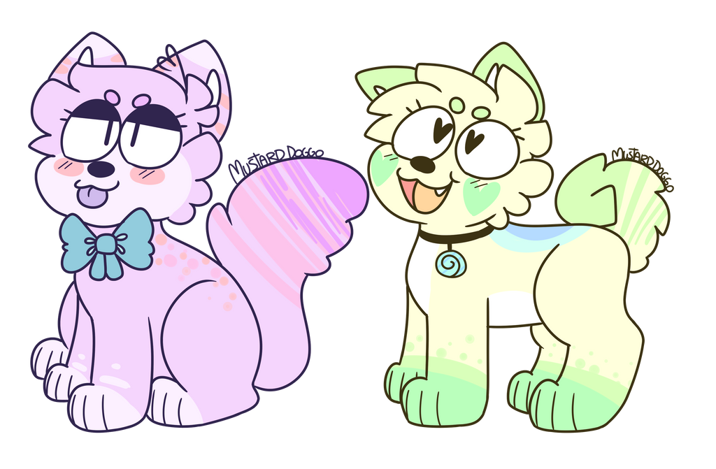 Adoptables Open ! by mustard0