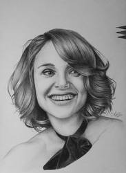Natalie Portman by 3ahd