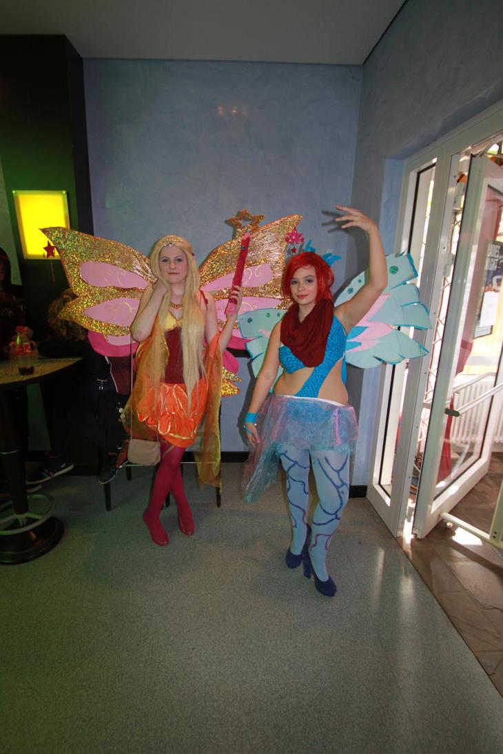 Winx club Bloomix and Sirenix Cosplay by KatyrinaMK on ...