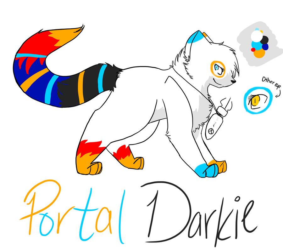 Ce portal darkie by rayviecat on deviantart - Portal entree ownership ...