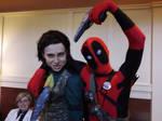Deadpool and Loki