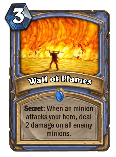 Wall of Flames by Drakesonofthedragons