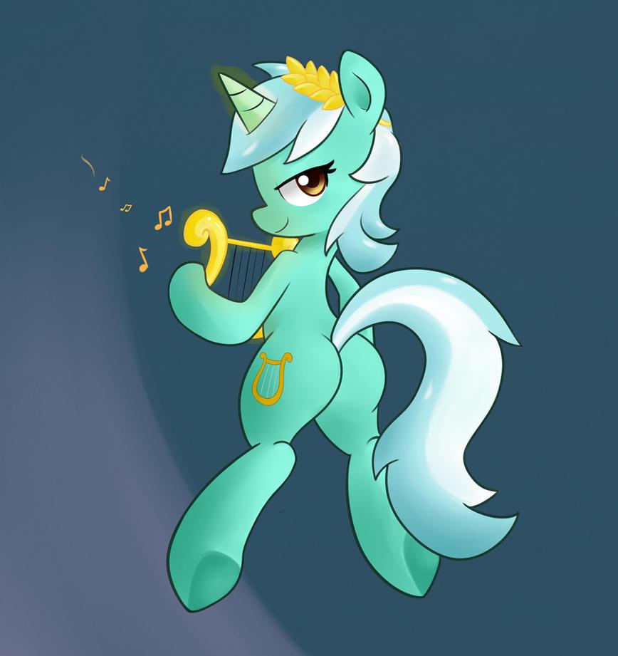 Lyra heartstrings by Bio-999