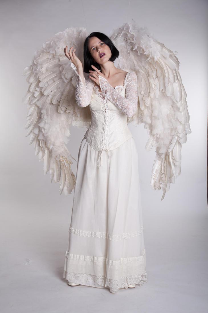 Angel II by RavienneArt
