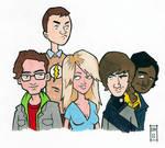 Big Bang Theory Group