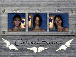 Oxford saints- the girls