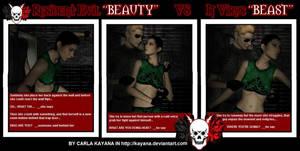 COMIC_RE beauty VS NV beast 2