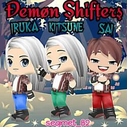 Demon Shifters OC