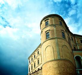 Mikulov Castle by Sattero