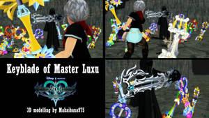 [MMD Keyblade] Master Luxu's Keyblade