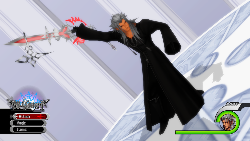 Calendar Organization Xiii : Mmd keyblade project xiii void and vanity by