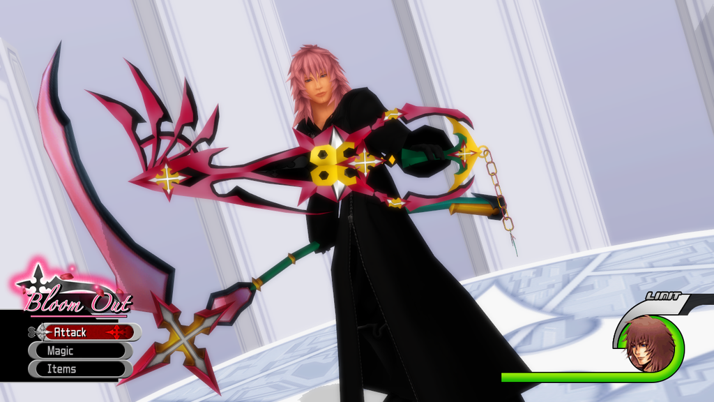 Will Marluxia Be Involved With The Tangled World Kingdom Hearts