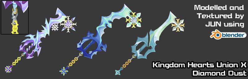 [3D Preview] KHUx - Diamond Dusts