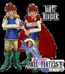 [MMD Edit Test] Bartz Klauser (Final Fantasy V)