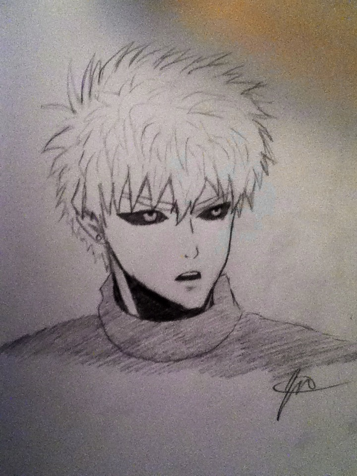 Perfect Genos by yoaigoddesslover69